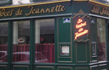 Restaurant ''Les Noces de Jeanette'' (Paris 2e)